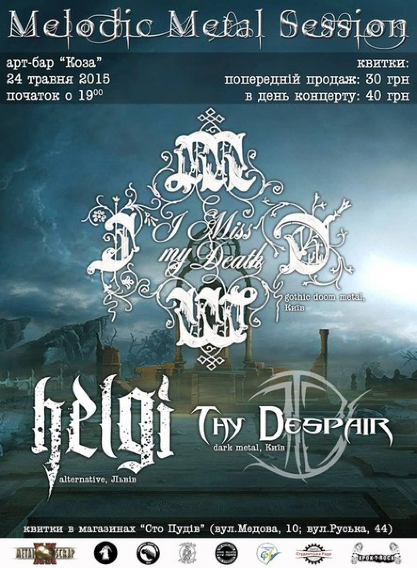 Melodic Metal Session VI
