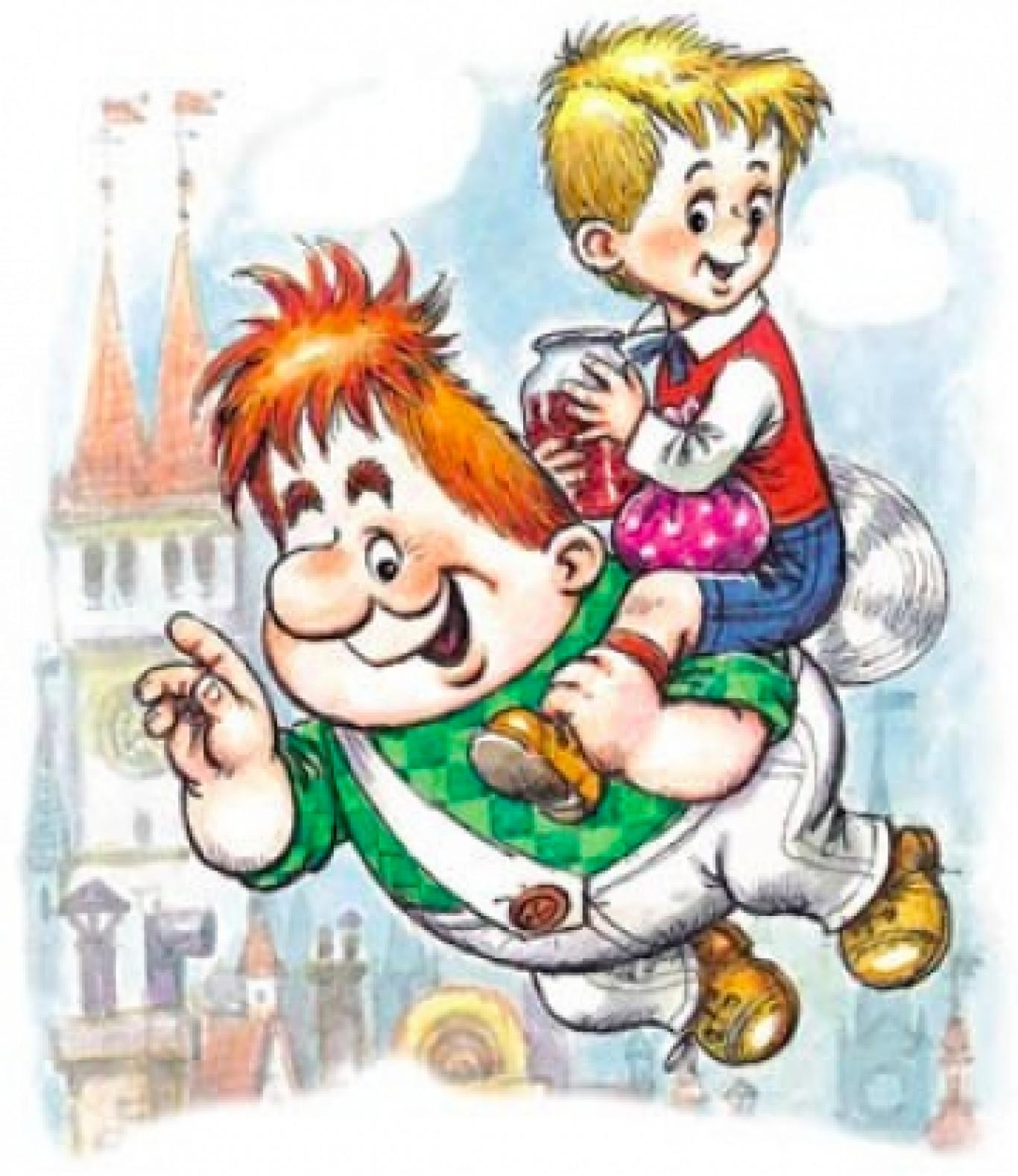 Лялькові вистави для дітей в ТЦ ПРОМЕНАДА