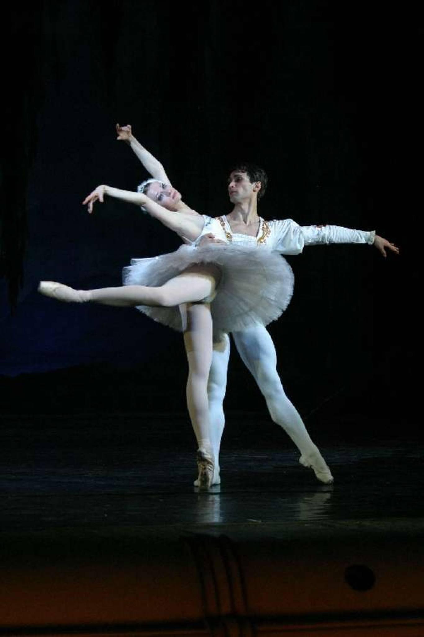 """Балет """"Лебедине озеро"""" в Театрі опери та балету для дітей та юнацтва"""