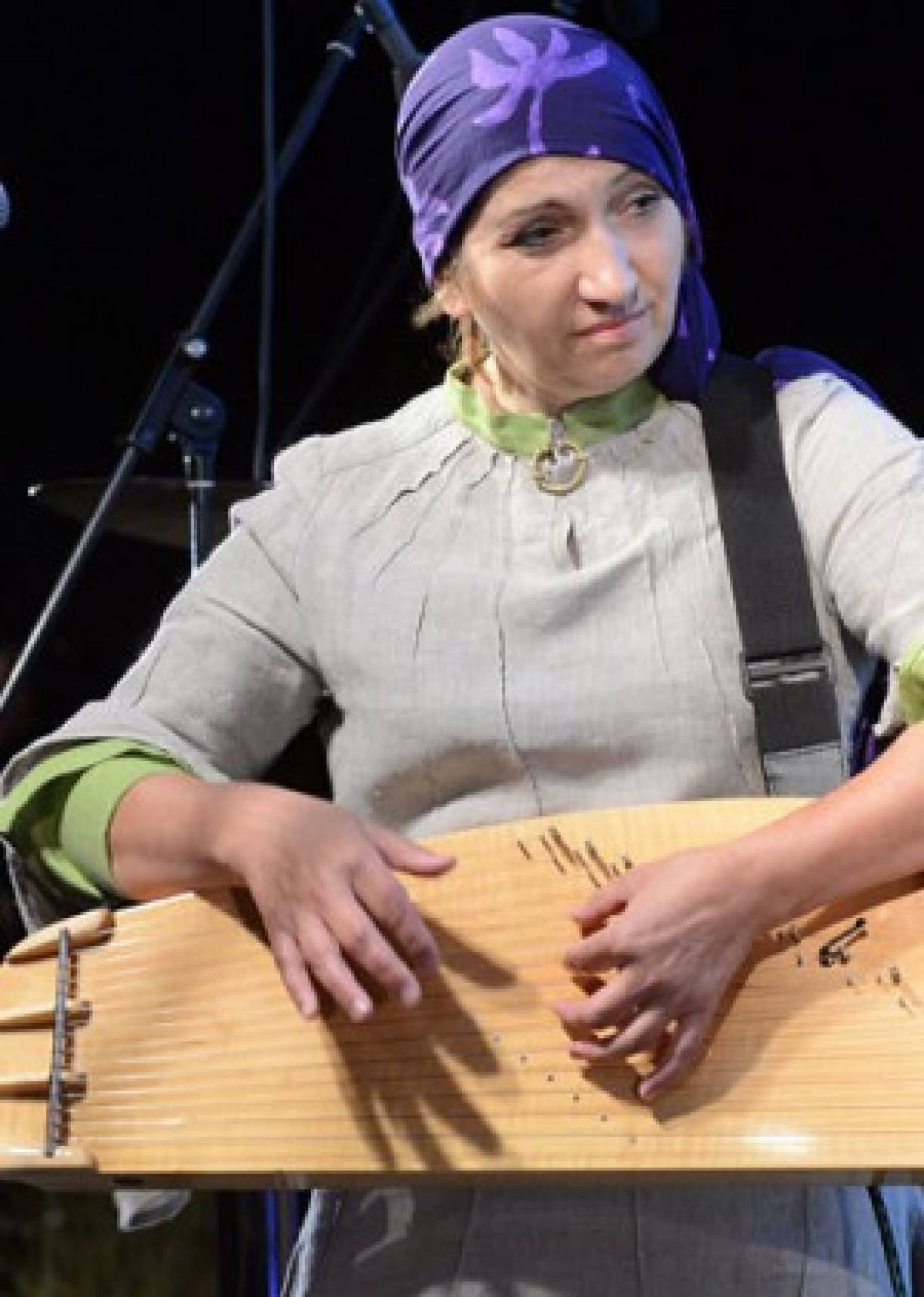 Концерт латвійського гурту просто неба