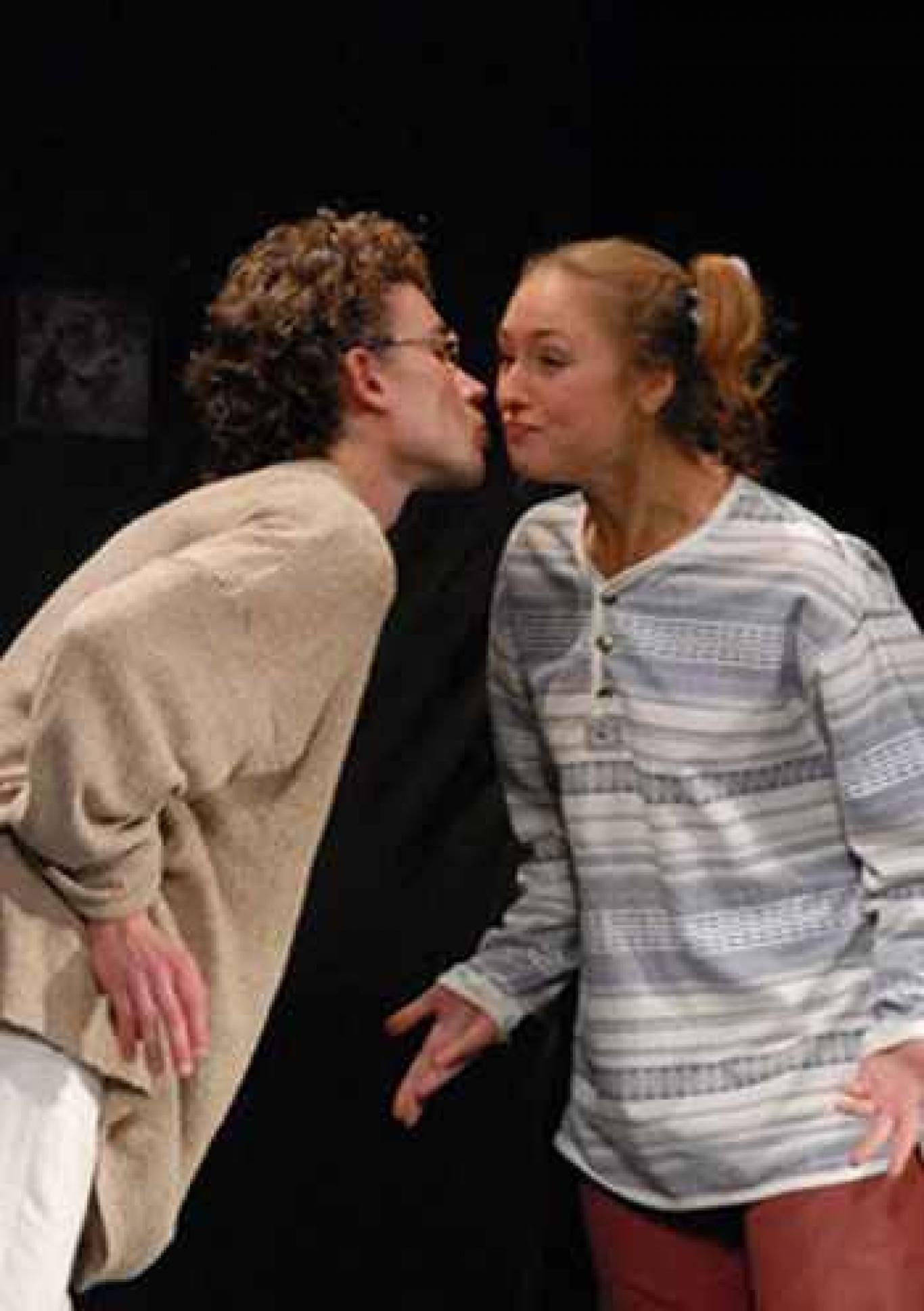 Вистава Театру драми і комедії на Лівому березі «Так скінчилось літо»