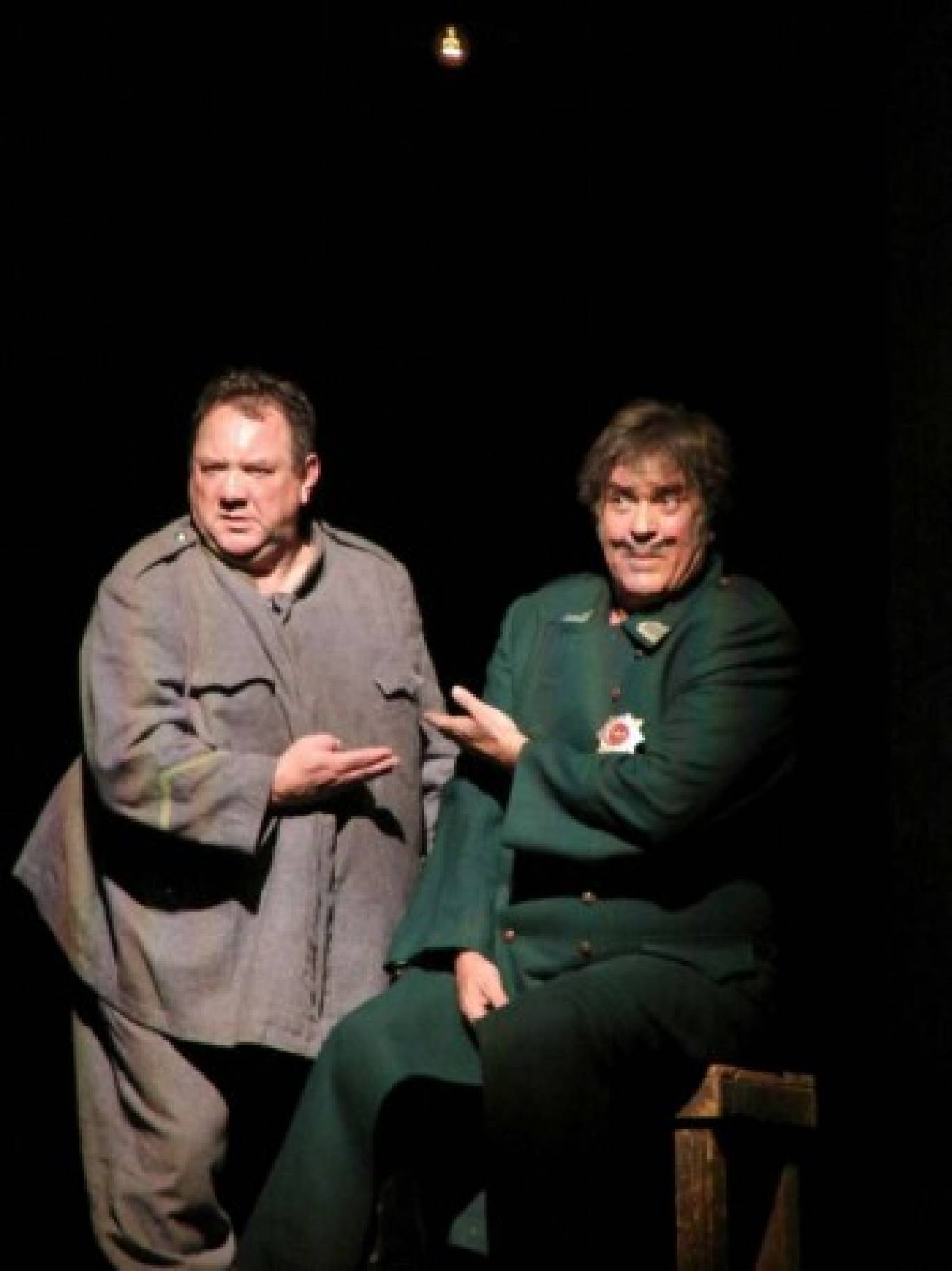 Вистава «ШВЕЙК» у Національному драматичному театрі ім. І.Франка