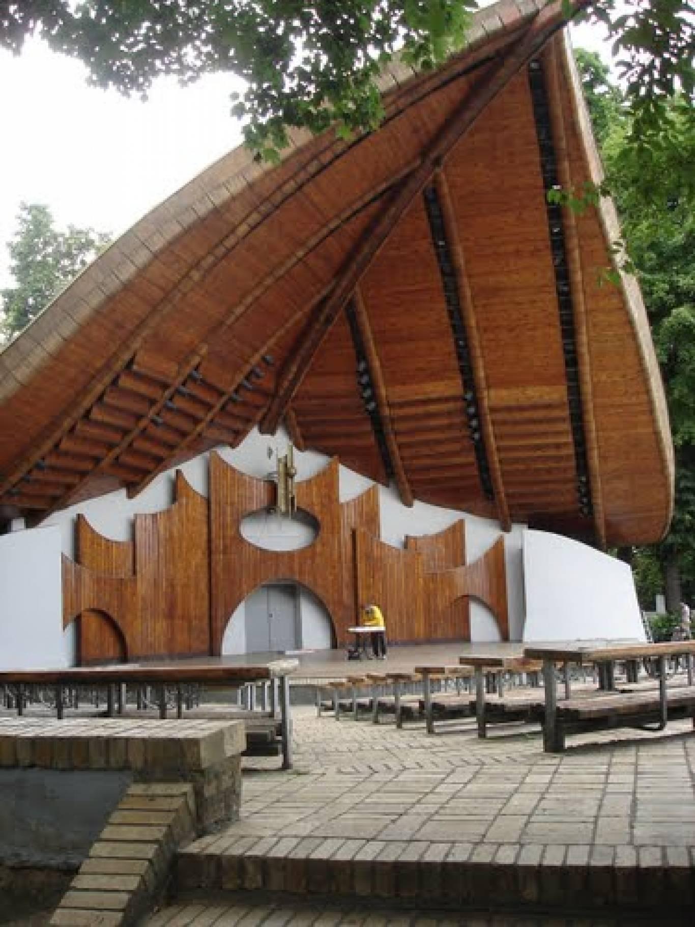 Концерт Свободи у Маріїнському парку