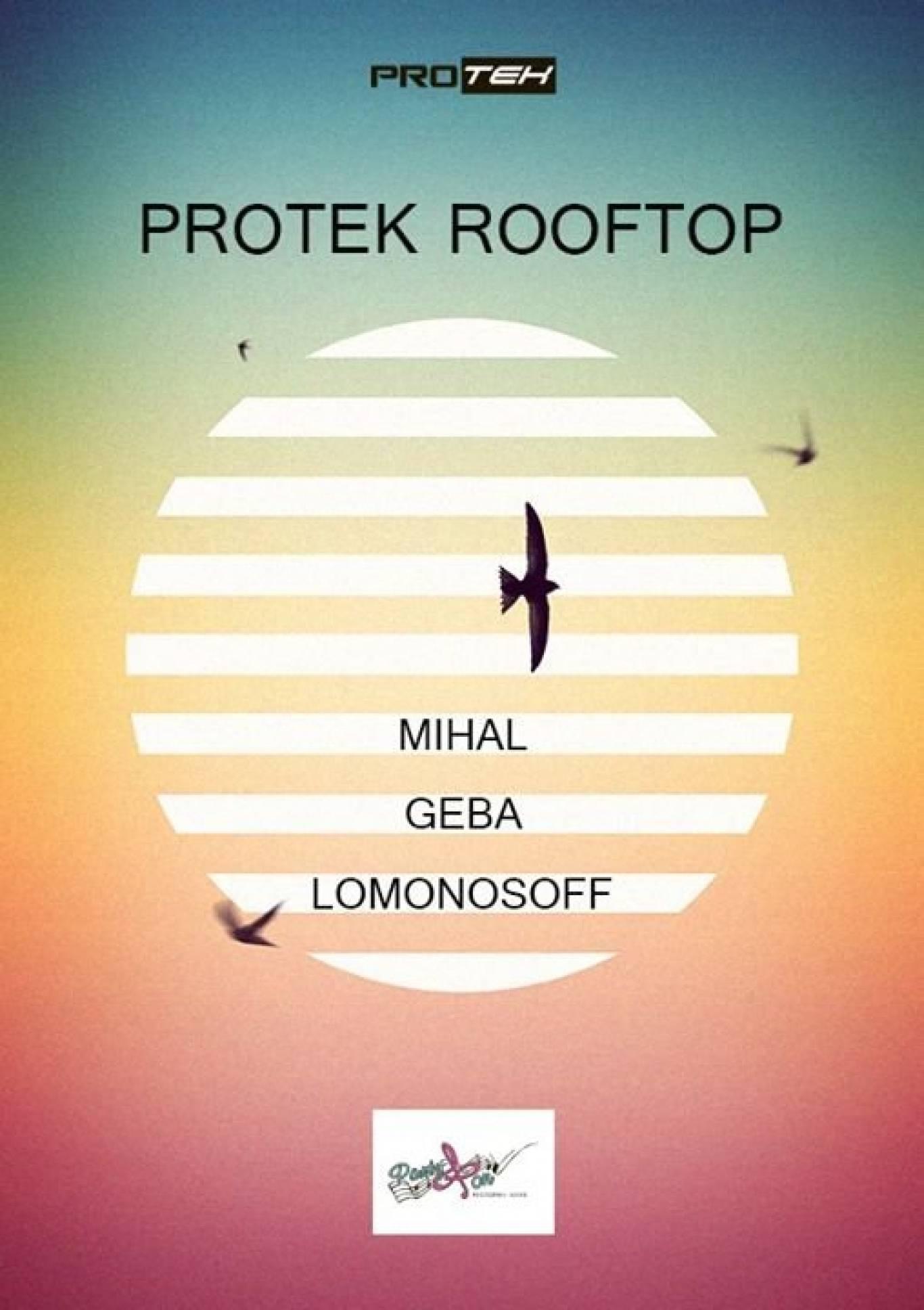 Вечірка Protek rooftop