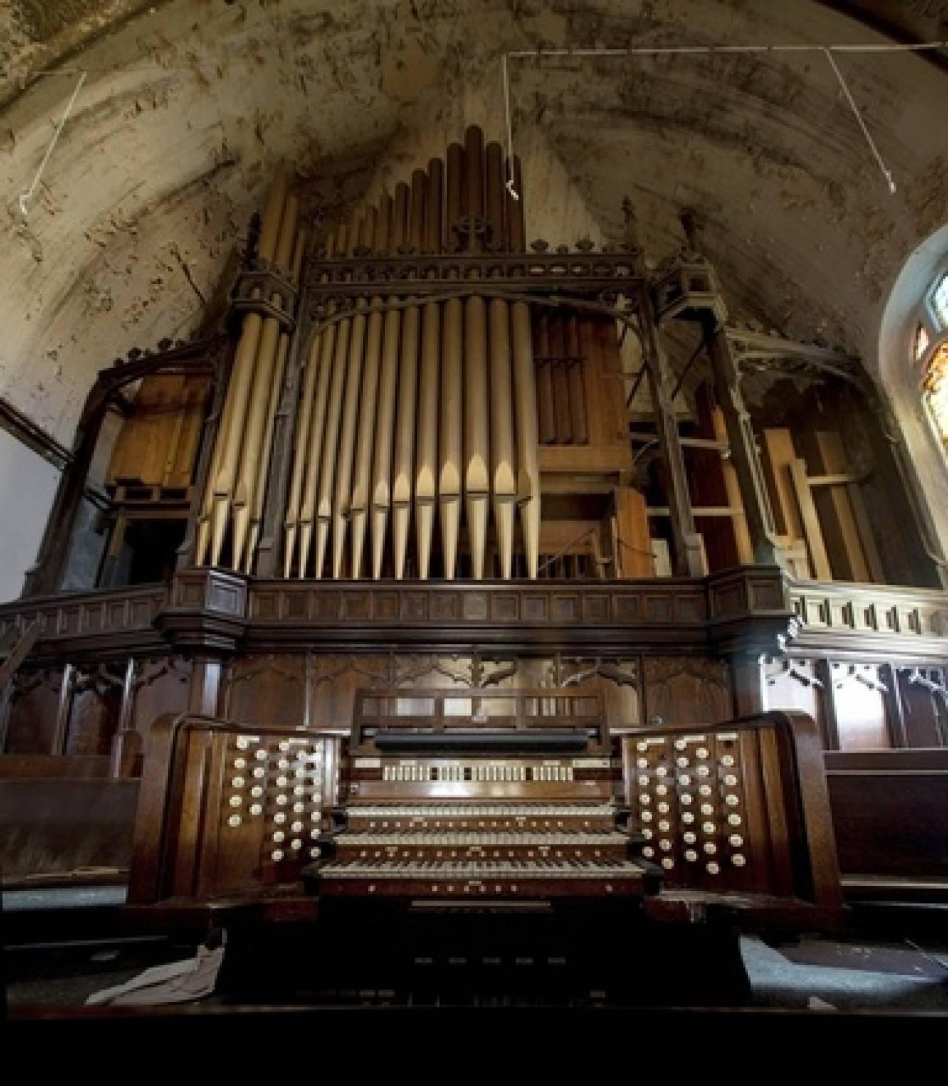 """Концерт """"Органні перлини французьких та німецьких композиторів"""""""