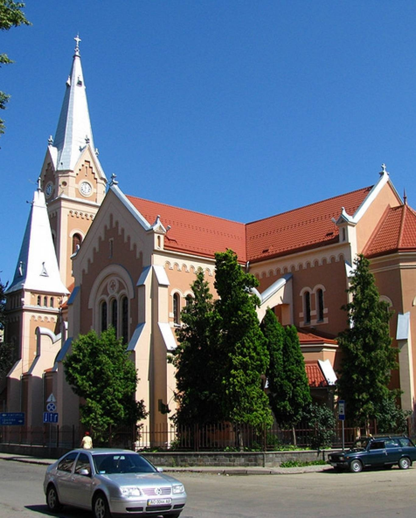 Гранд-тур по Закарпатью в августе