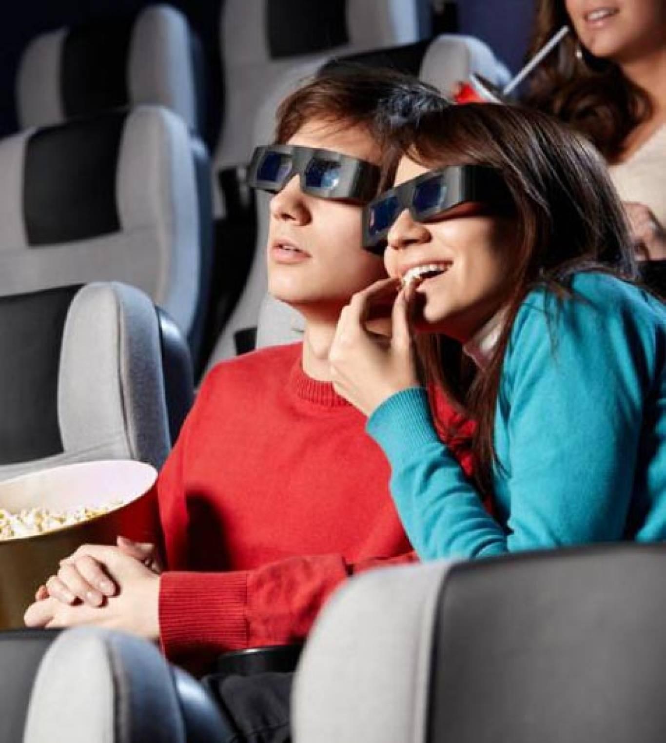 Кінотеатр «Кінопанорама»: дні надихаючого кіно про спорт