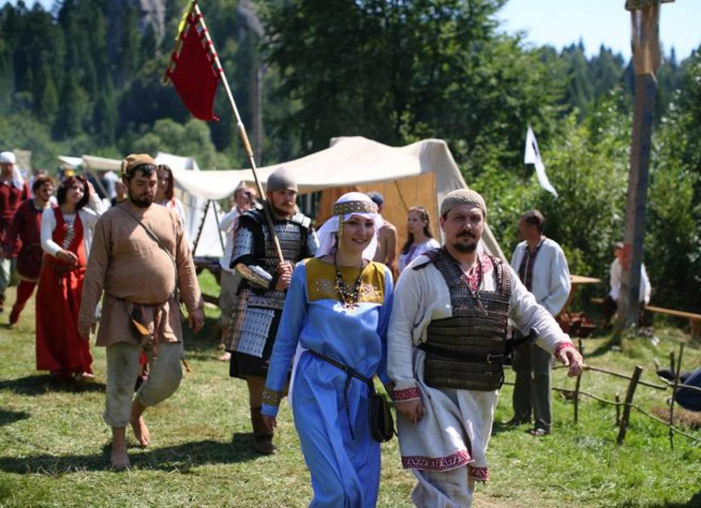 """Фестиваль середньовічної культури """"Ту Стань!"""""""