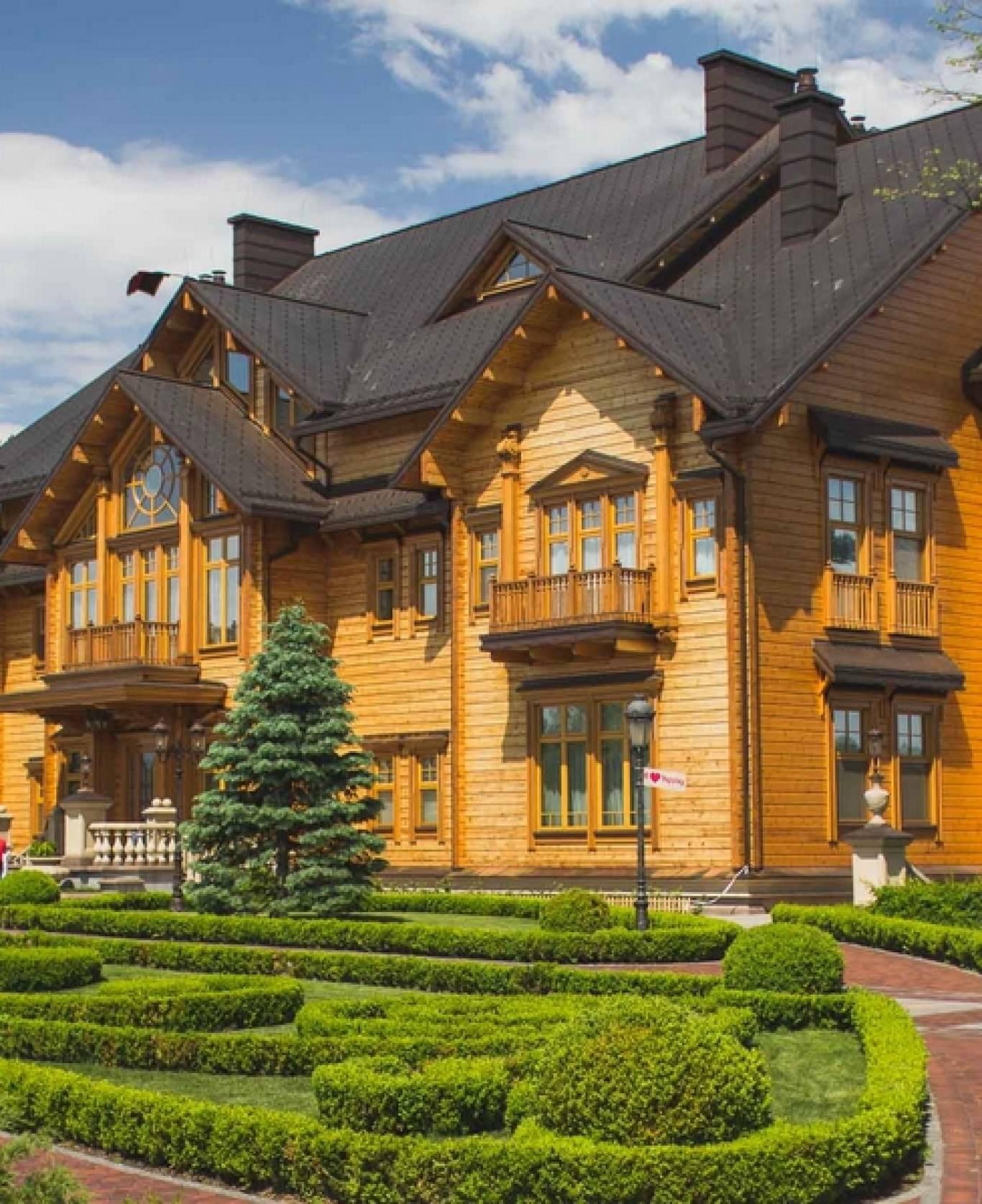 Прогулянка Межигір'ям + Київ разом з Бідняжками