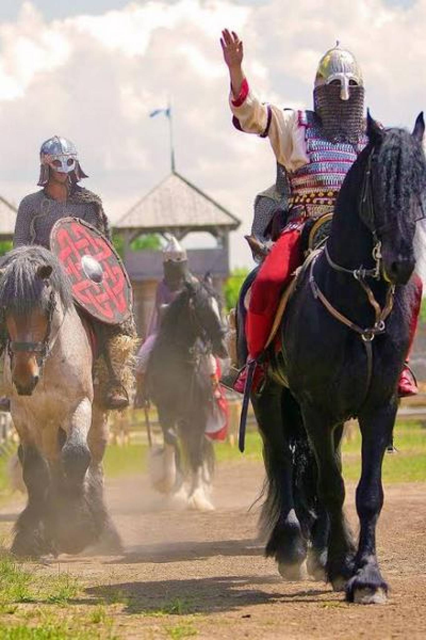 Парк «Київська Русь: фестиваль «БИЛИНИ ДРЕВНЬОГО КИЄВА»