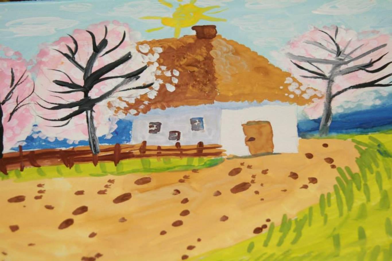 Намалюйка для малят: набір у групу навчання малюванню для дітей