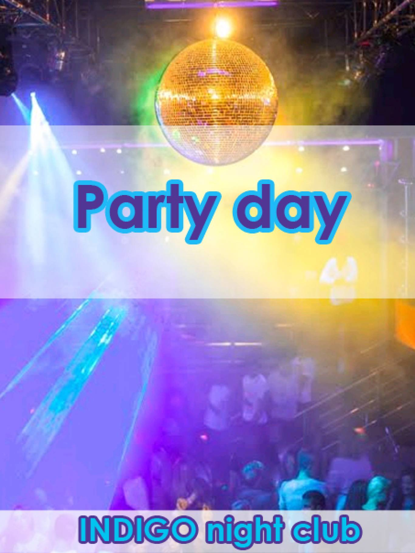 Party day в INDIGO night club