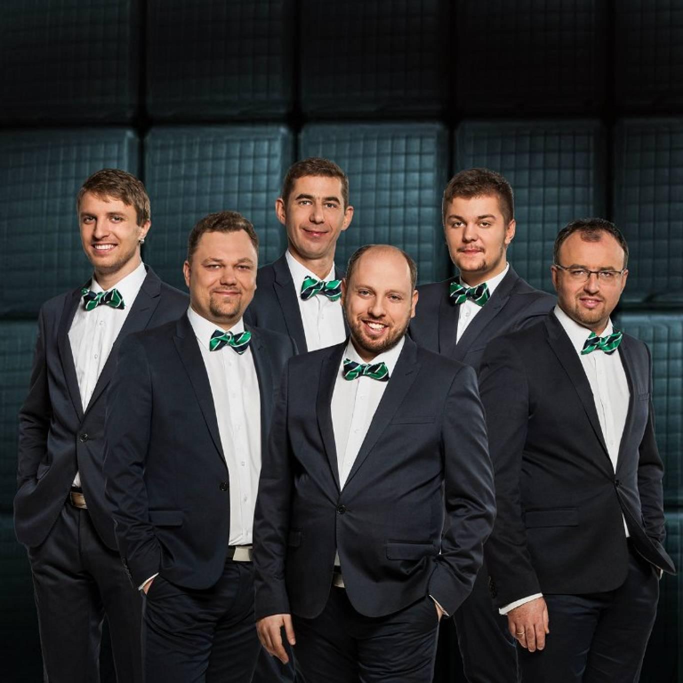 Концерт литовської акапельної групи Quorum