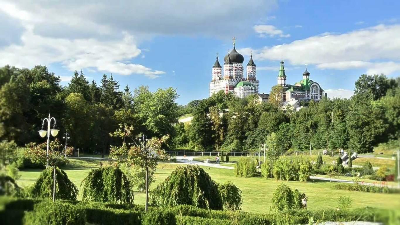 Поездка в Киев+ экскурсия по парку Феофания