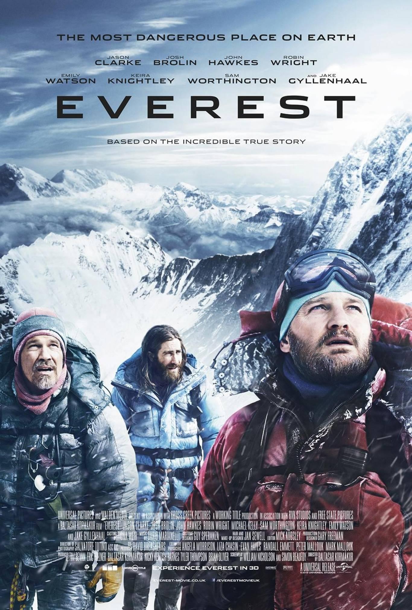 """Фільм """"Еверест"""""""