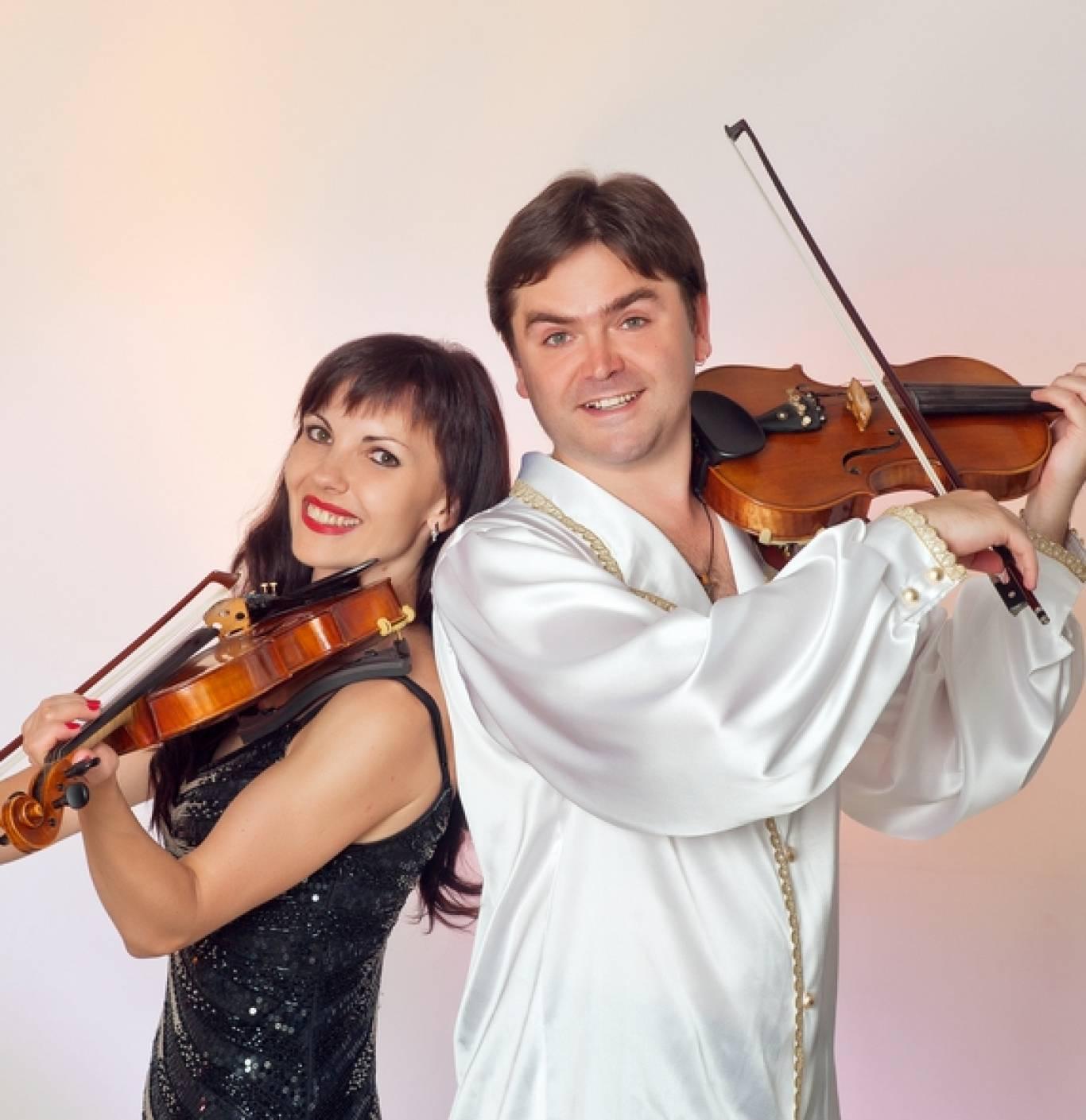 Концерт скрипкового дуету «Fiesta»