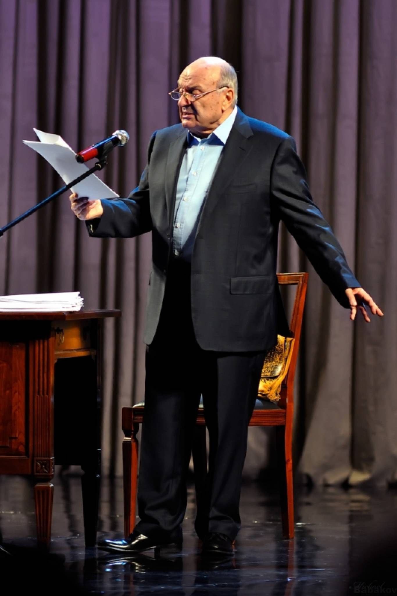 Михайло Жванецький. Творчий вечір у Жовтневому палаці