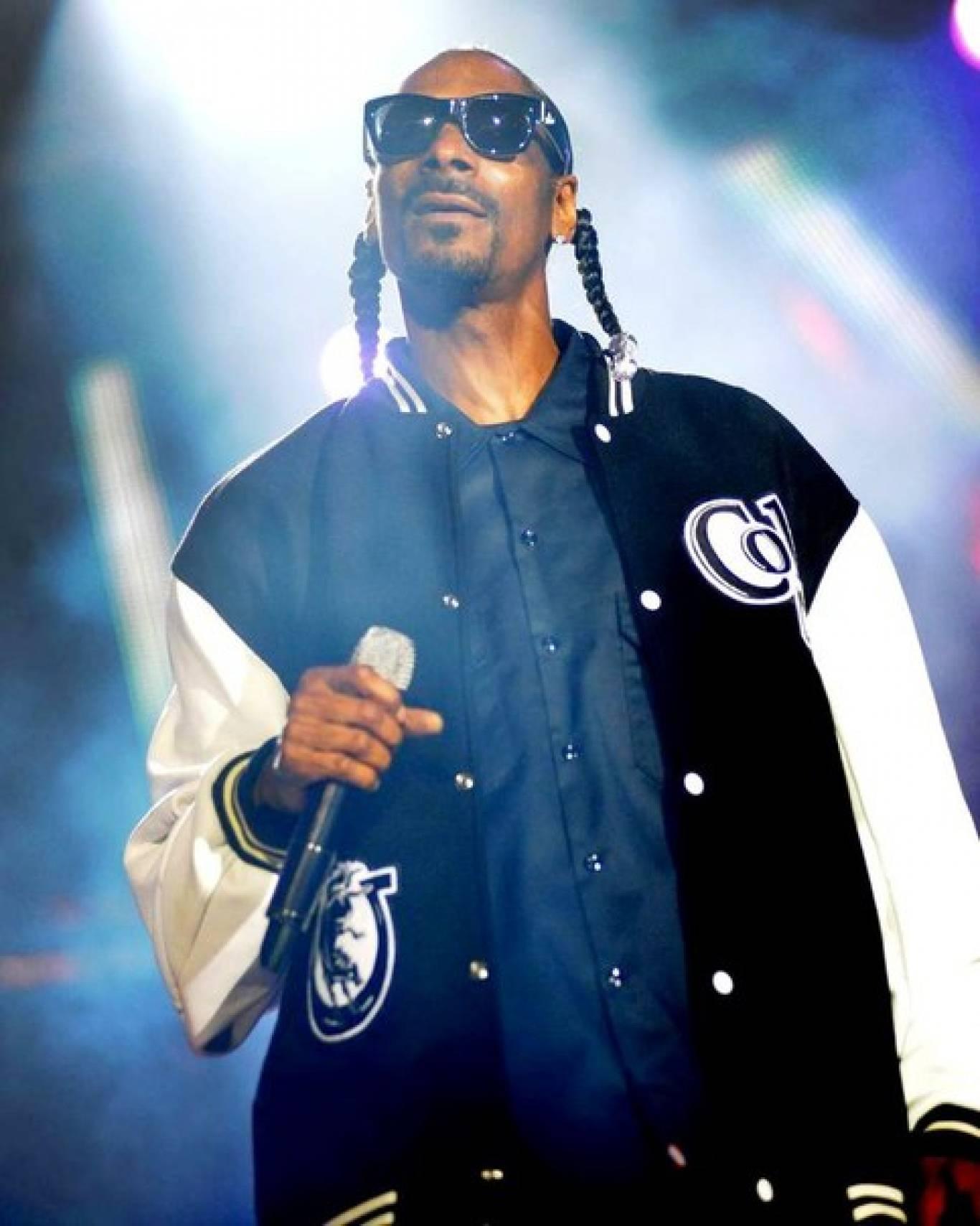 Концерт репера Snoop Dogg у Палаці Спорту