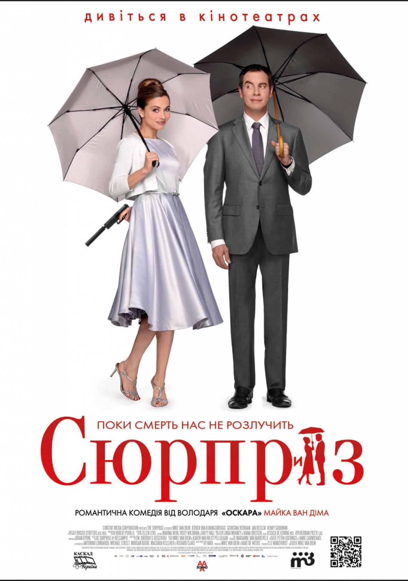 Романтична комедійна мелодрама «Сюрприз»