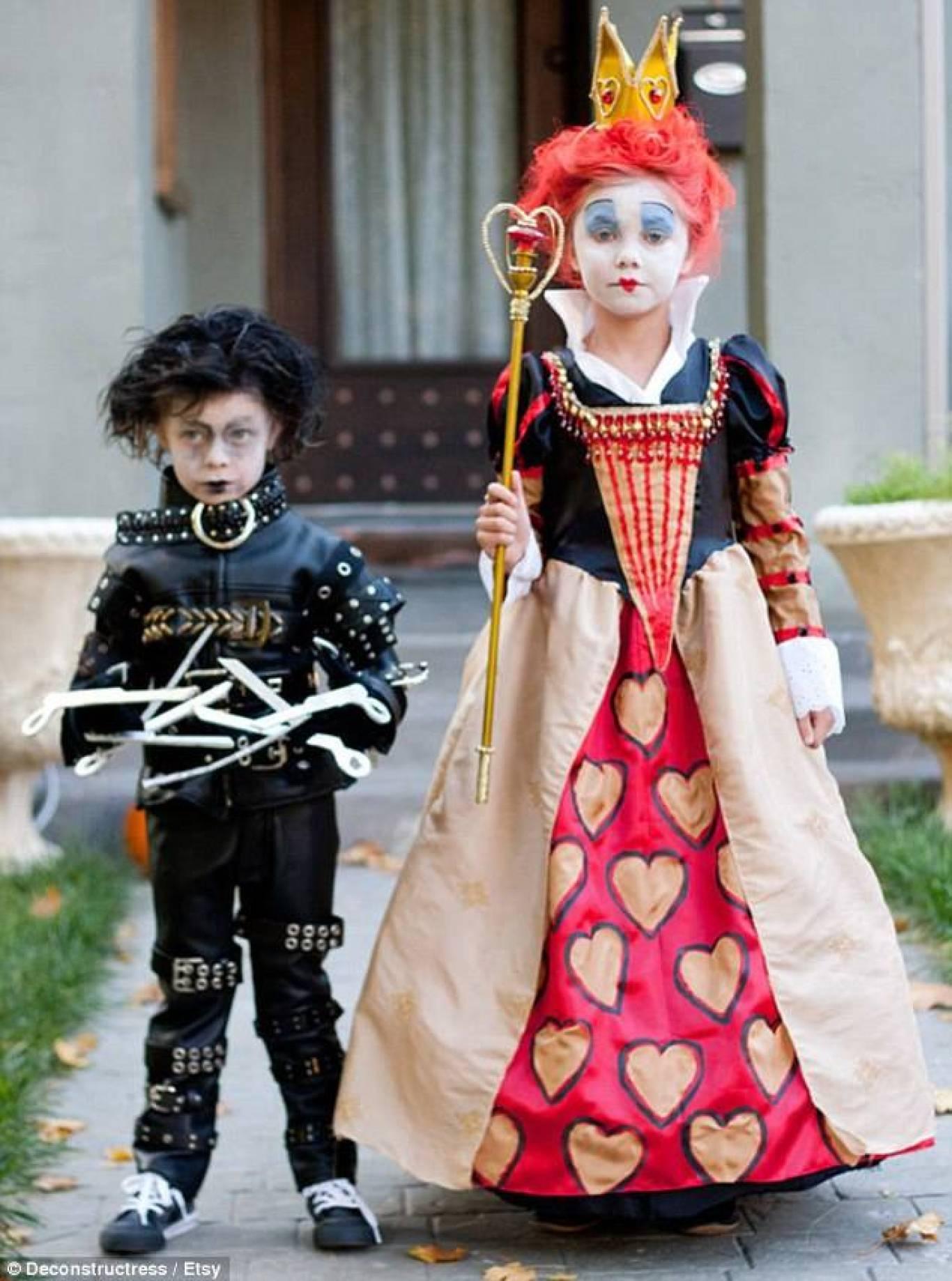 Хелловін у парку Феофанія