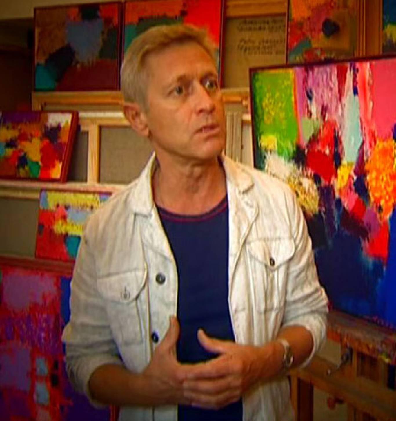 Виставка картин художника Петра Лебединця в «Kalivoshko & Shubina Gallery»