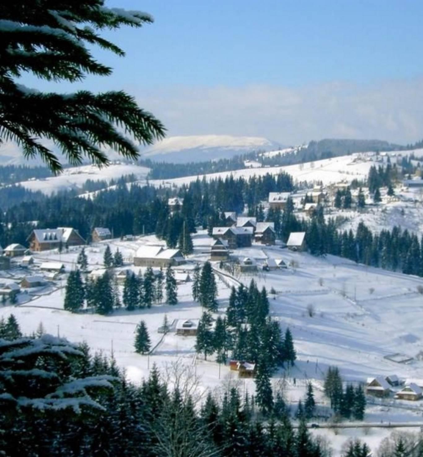 Різдво на Буковині