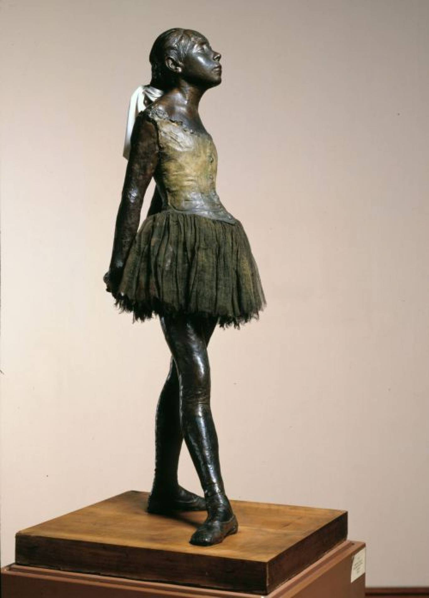 degas ballerina sculpture - HD 1200×1671
