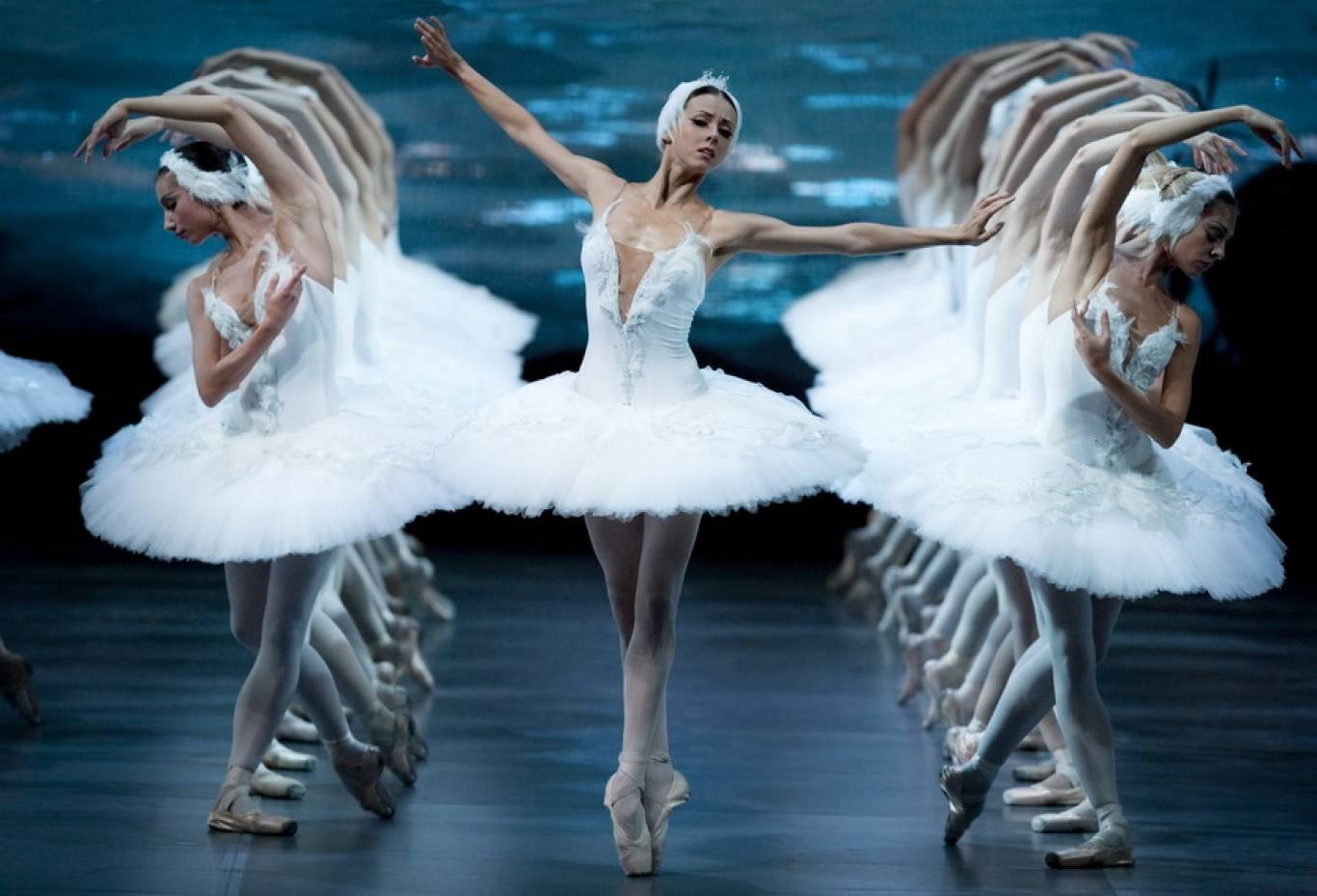 "Балет  ""Лебедине озеро"" від Classical Grand Ballet"