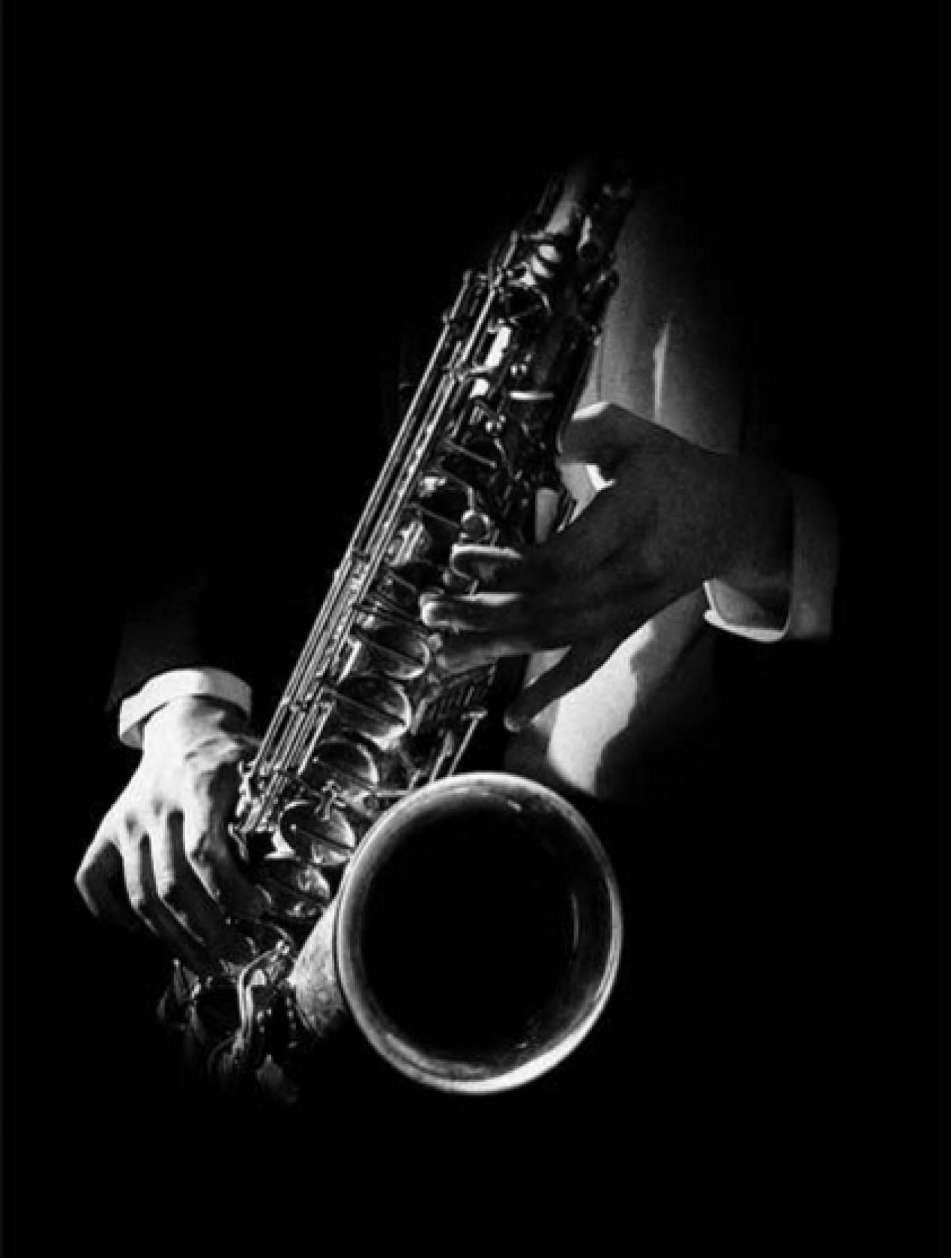 Музика саксофона у Вітальні щасливого часу