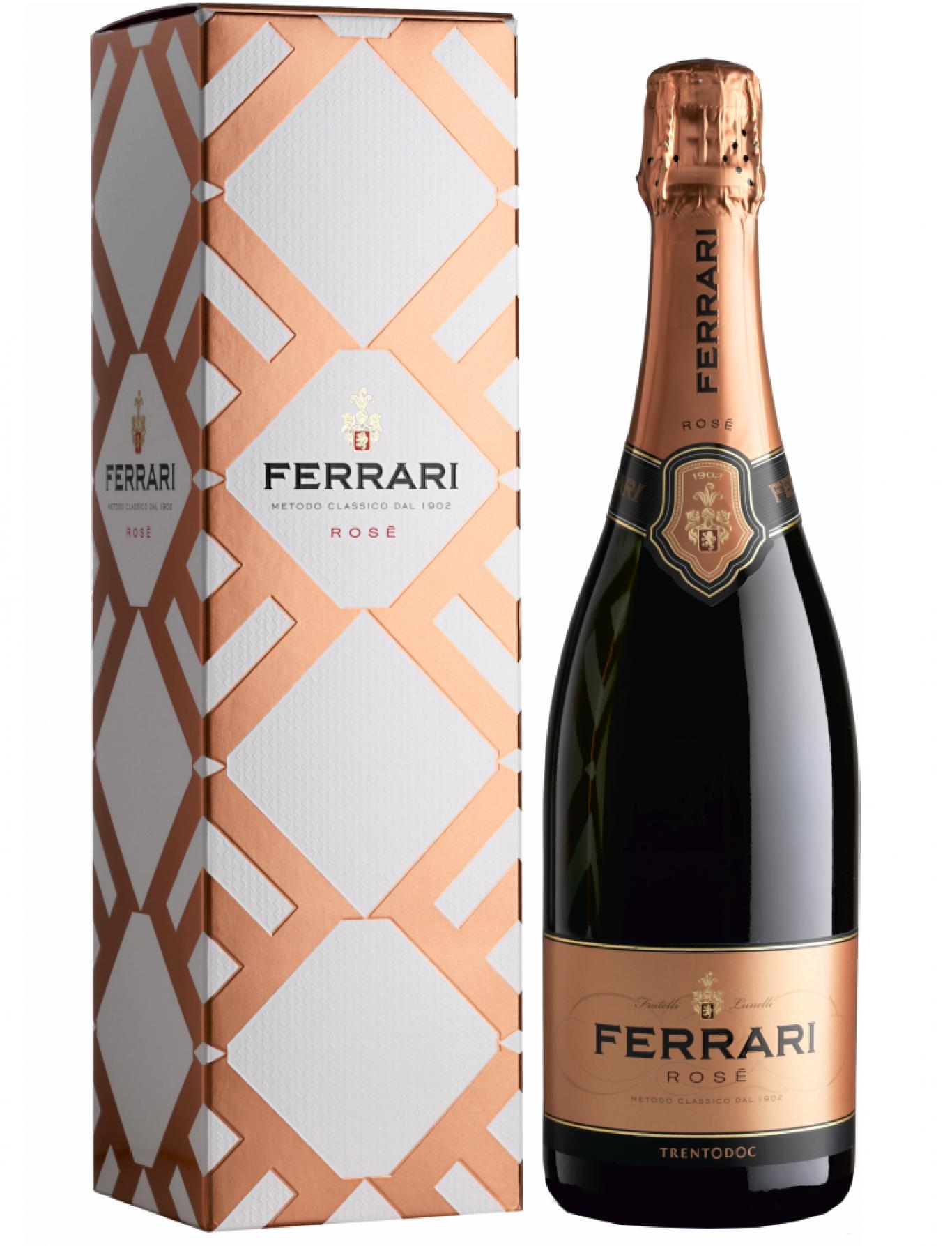 Лекція-дегустація італійського ігристого вина Ferrari