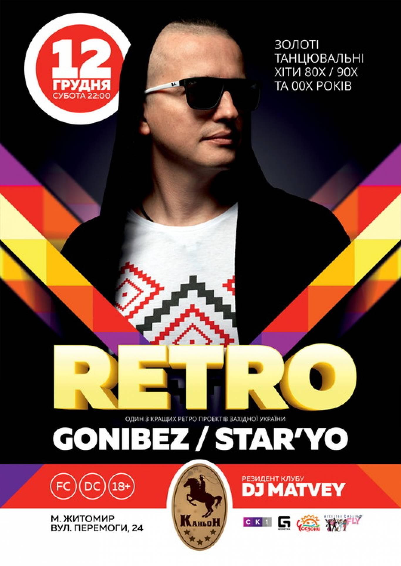 RETRO by GONIBEZ/STAR'YO