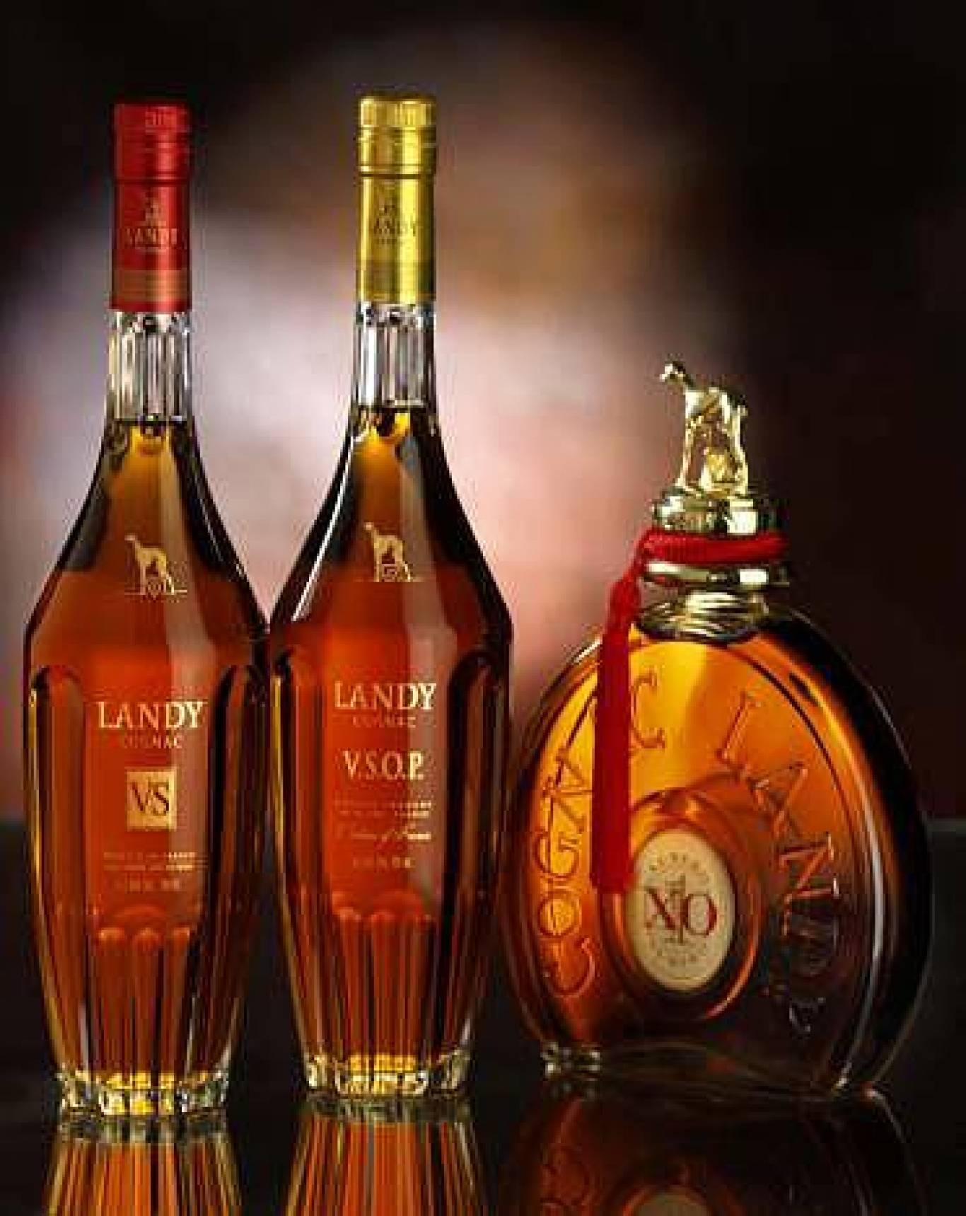 Лекція-дегустація вин та коньяків ТМ Cognac Ferrand