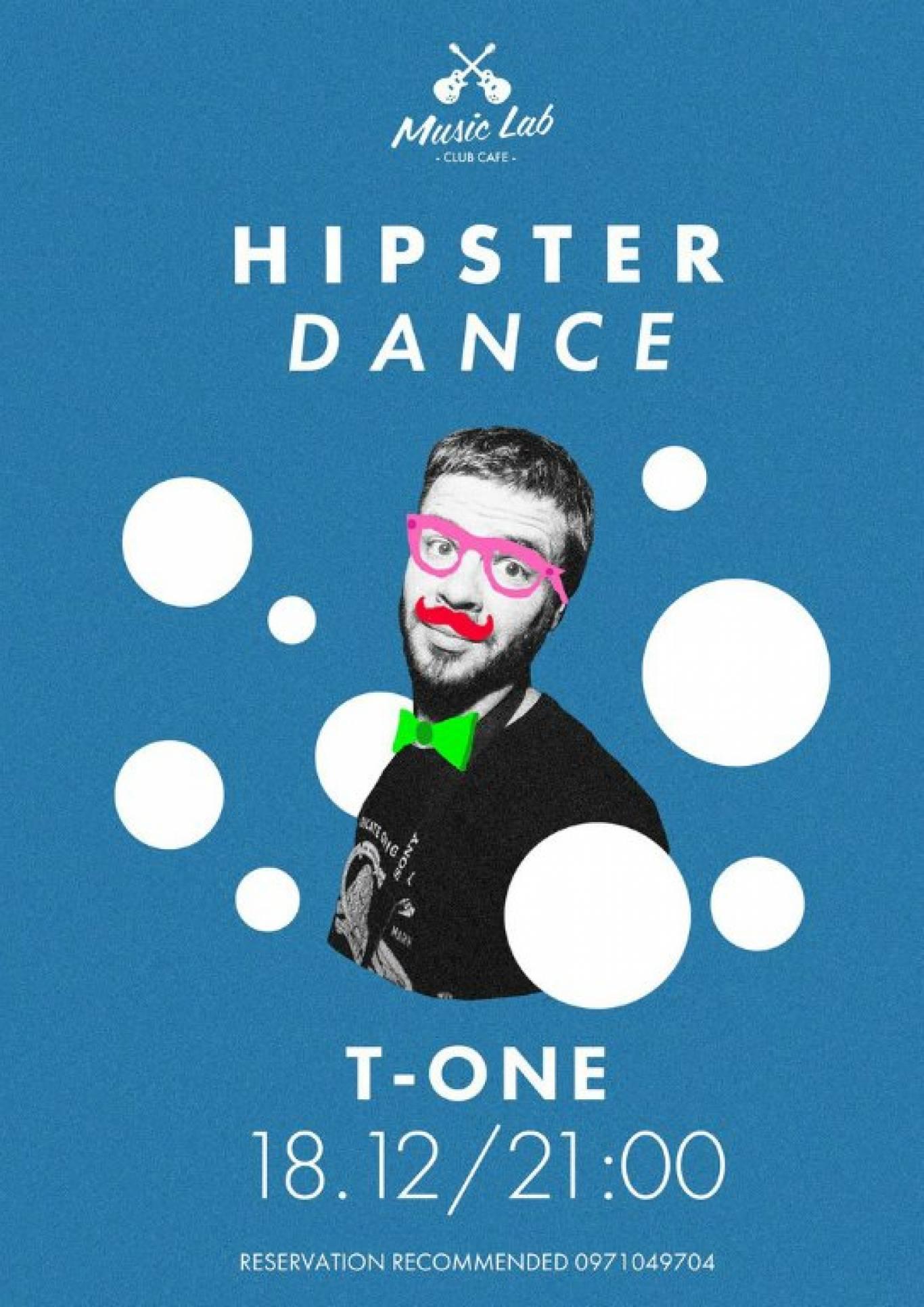 Вечірка Hipster Dance