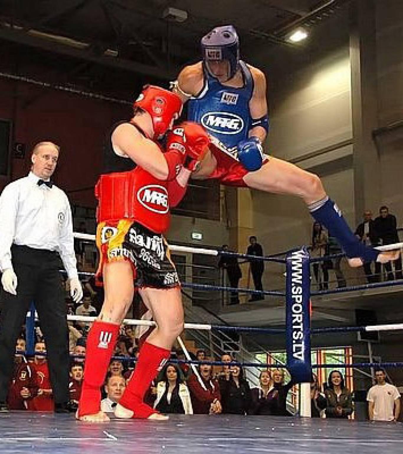 Всеукраїнський турнір - Кубок Київської області з тайського боксу Муай-Тай