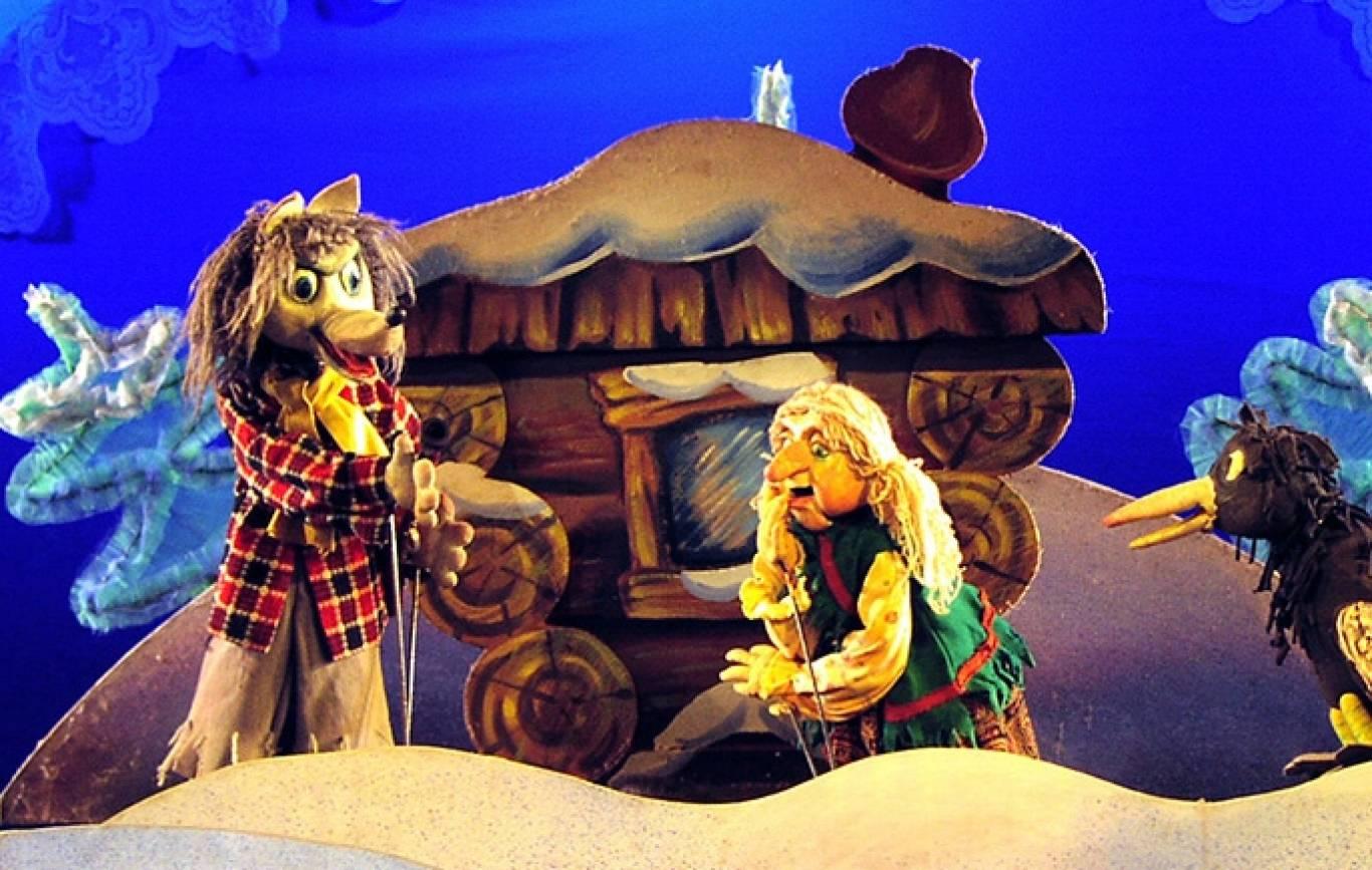 """Зимова пригодницька казка """"Кому потрібен Сніговик"""""""