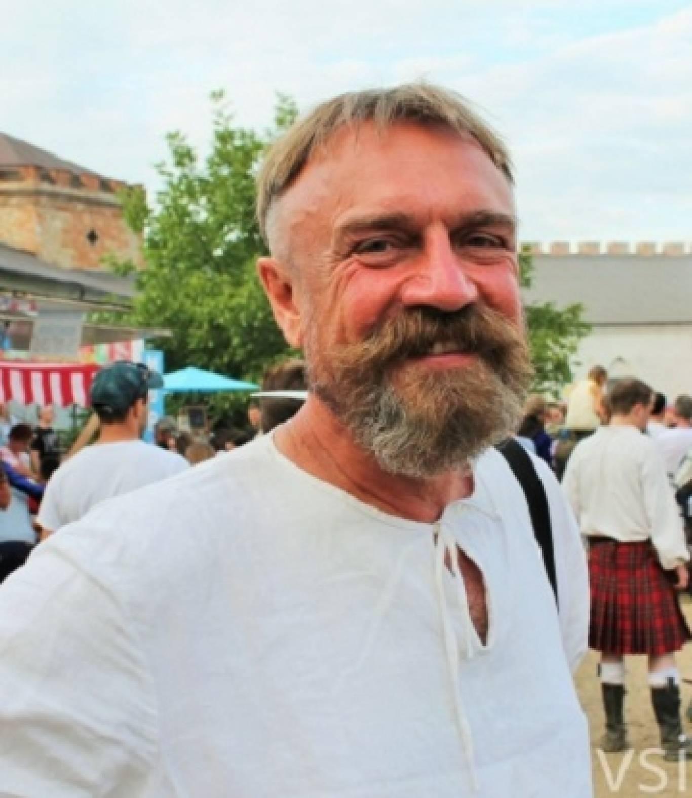 Олег Погорілець: бачу Меджибіж європейським містечком із затишними кафешками і старовинними майстернями