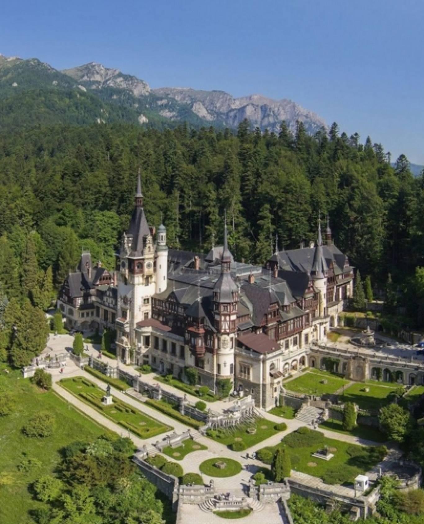 """Подорож  до Румунії та Болгарії  """"В гості до Вампірів"""""""
