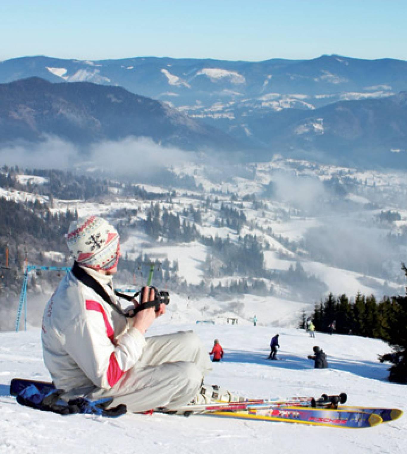 Гірськолижний тур в Славське на Старий новий рік (5 днів)