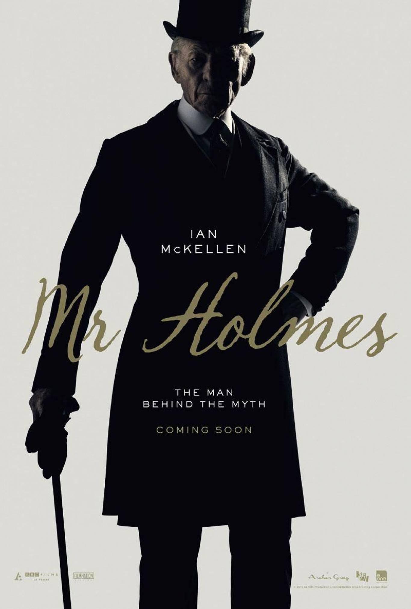 """Детектив """"Містер Холмс"""""""