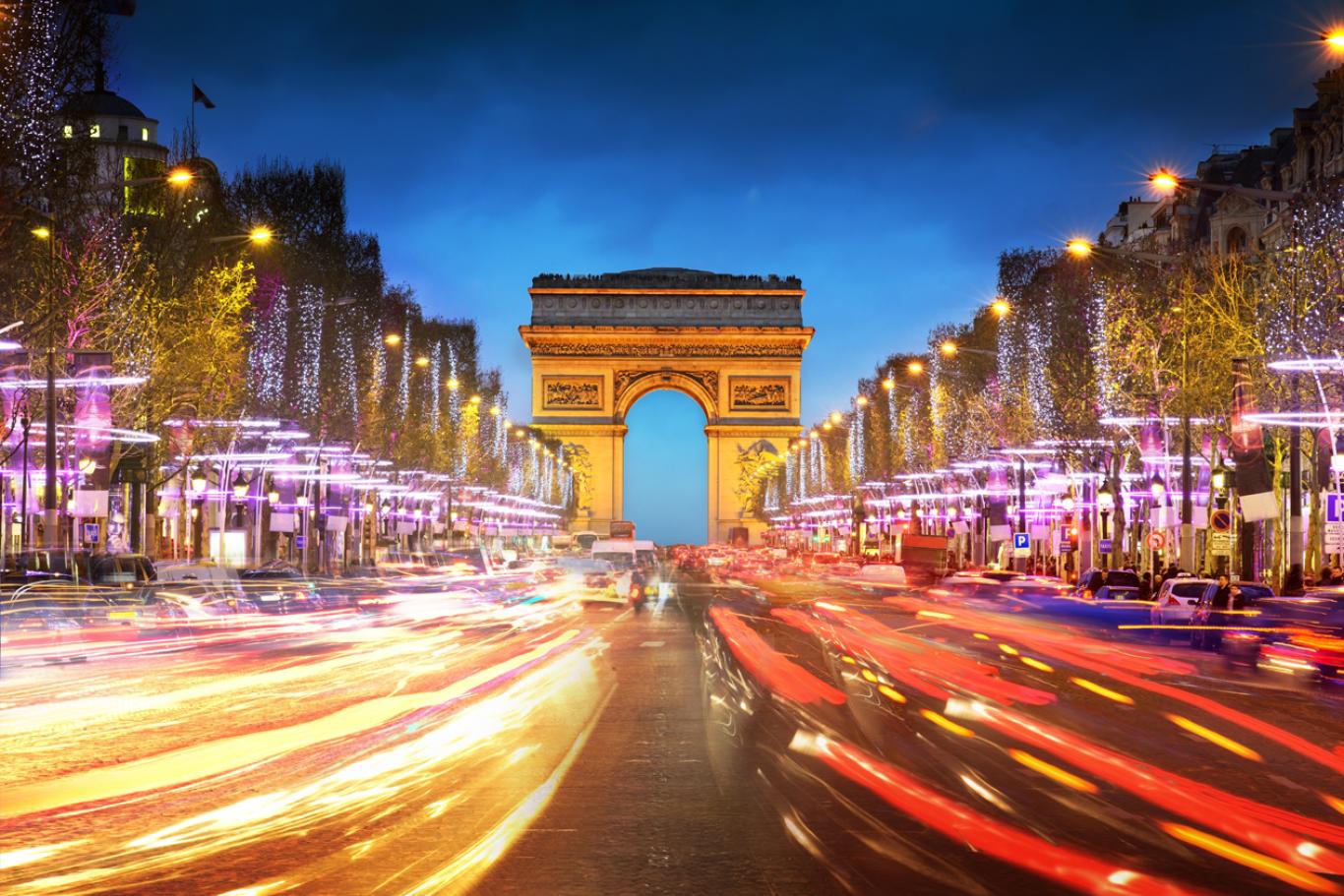 Осінній Париж! Чотири дні у Франції!