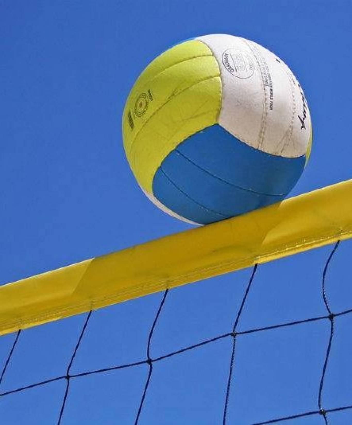 Новорічна серія ігор у волейбол ІСІ