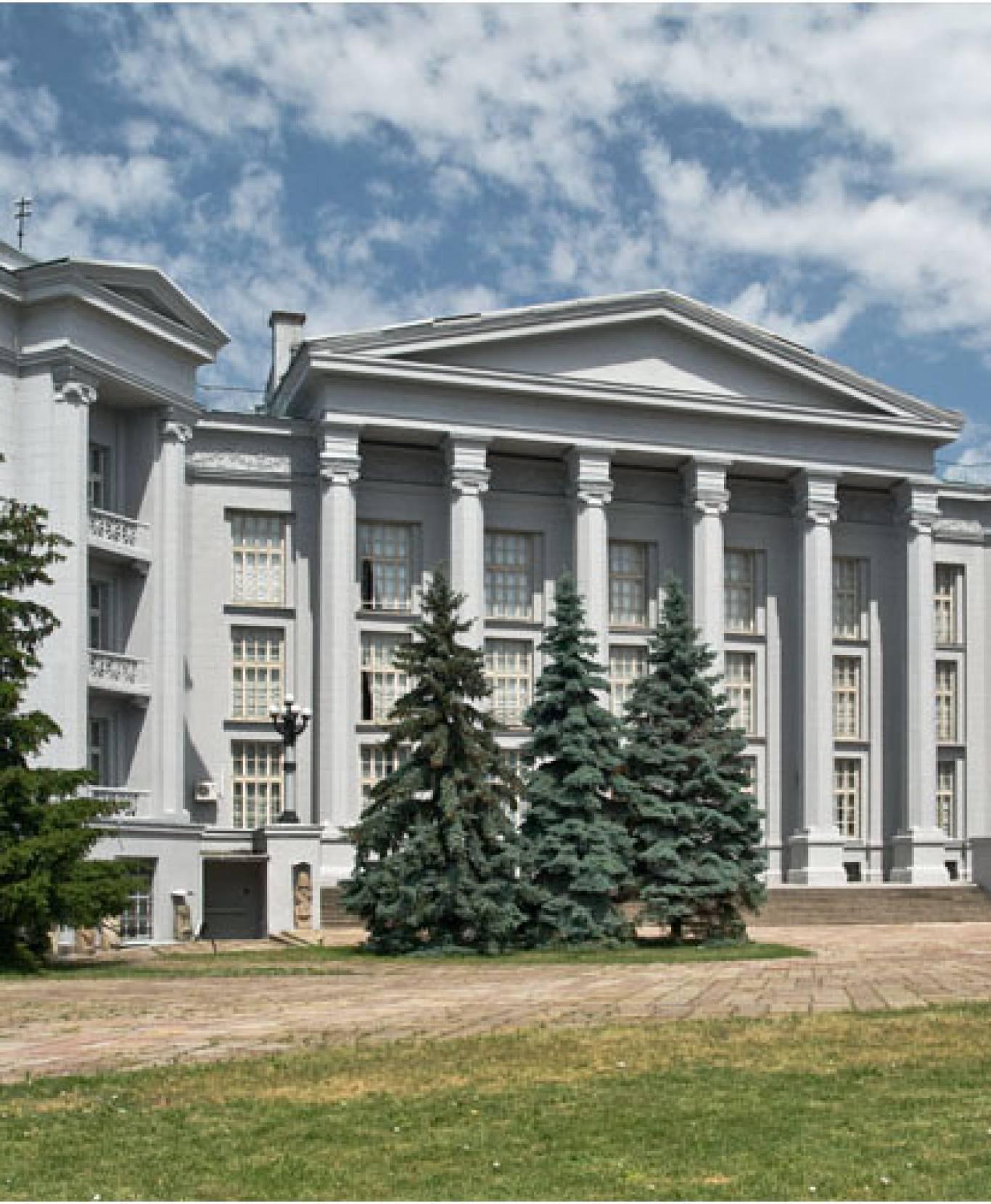 Відкриття виставки «Українська антарктида» в Національному музеї історії України