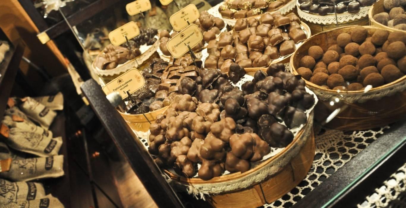 Свято шоколаду у Львові