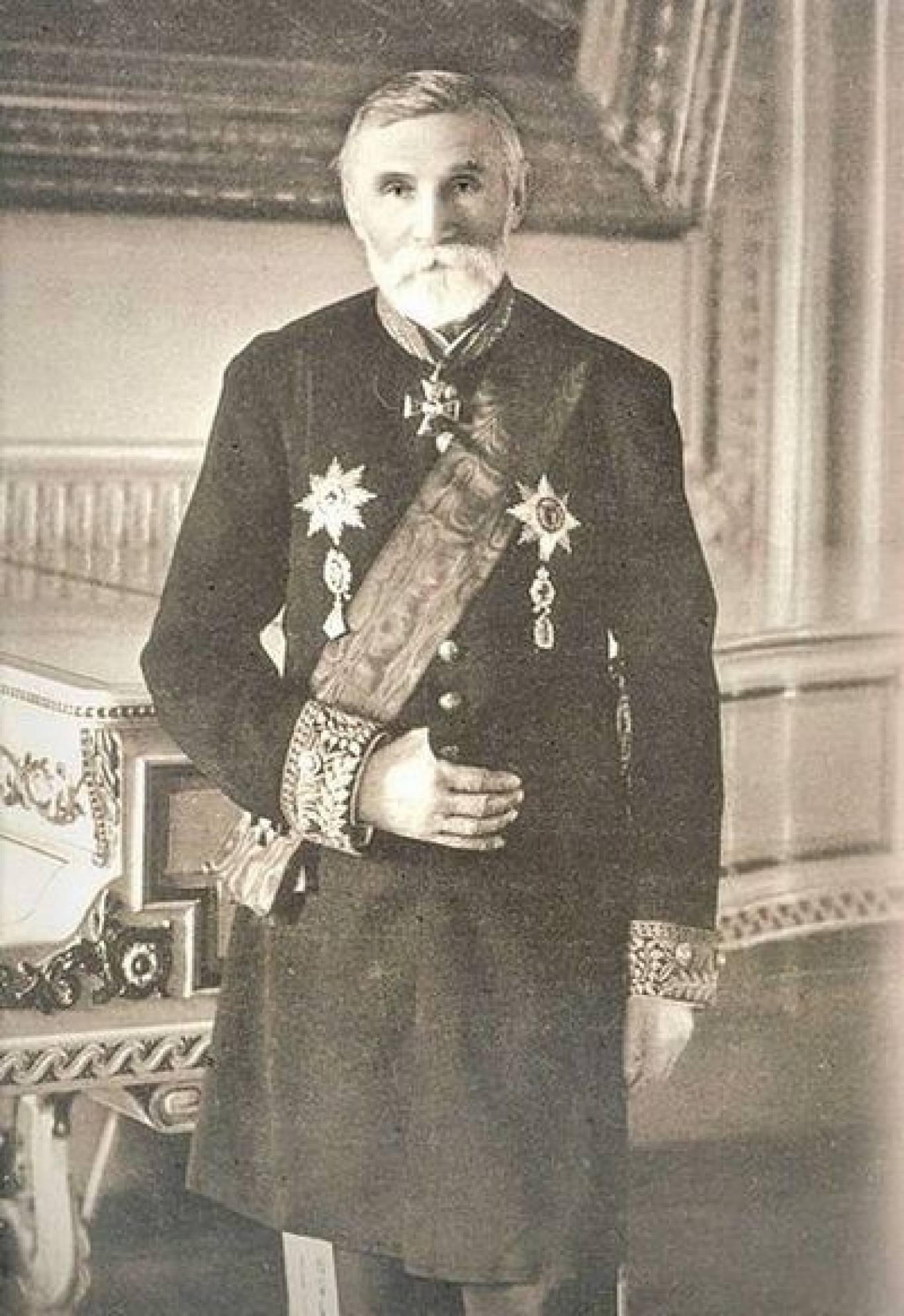Лекція про відомих київських меценатів від Михайла Кальницького