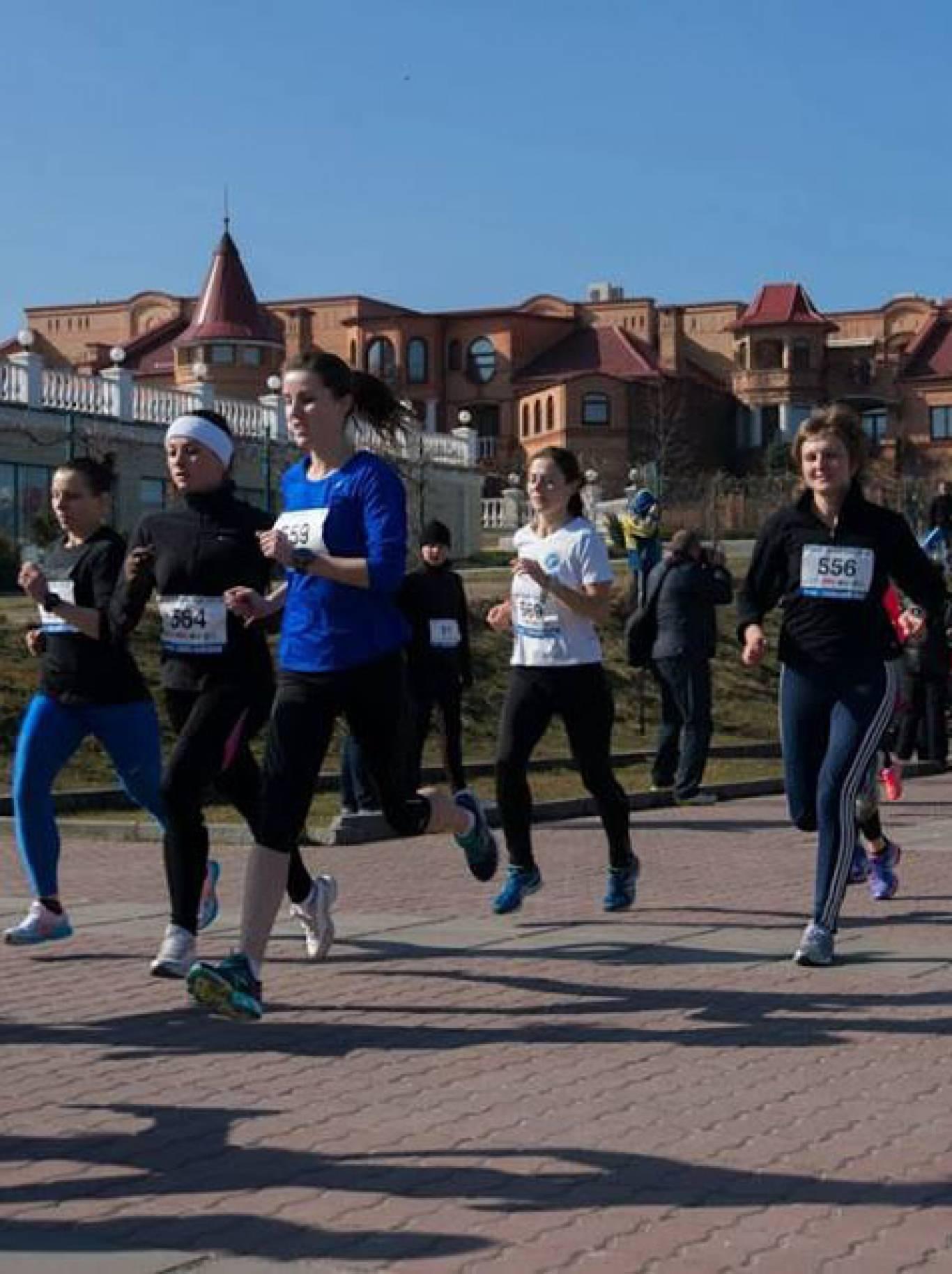 Зимовий марафон KMRC Snow Run