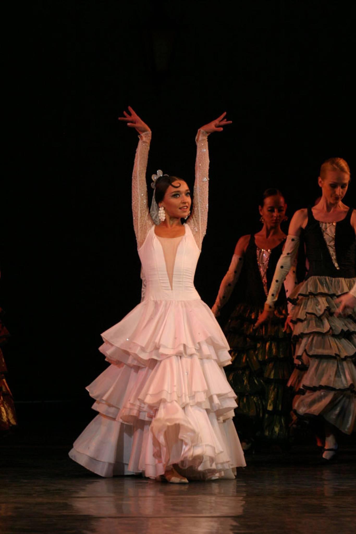 """Балети """"Болеро"""" та """"Дафніс і Хлоя"""" в Національній опері України"""