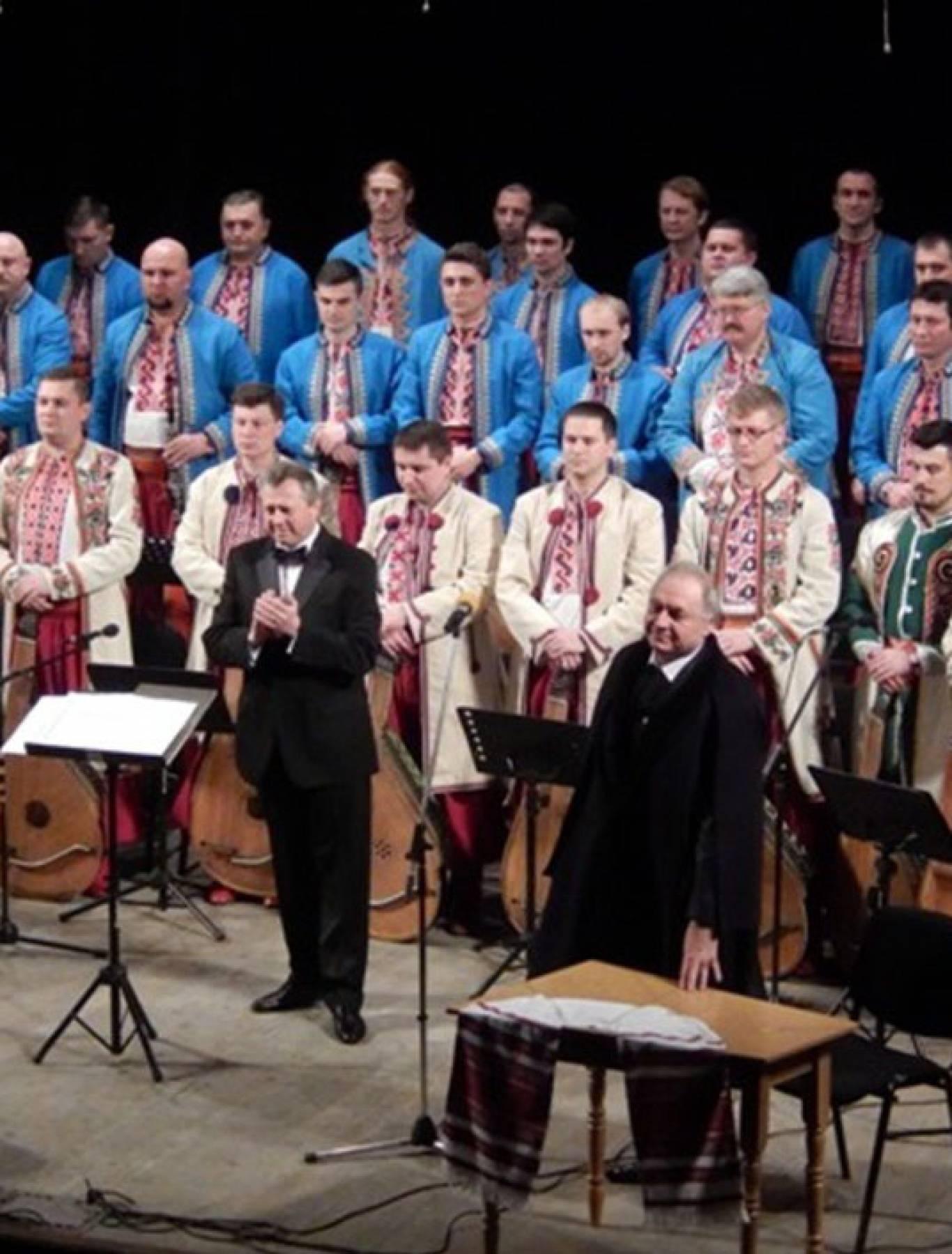 Концерт до 202-ї річниці від Дня народження Т.Шевченка