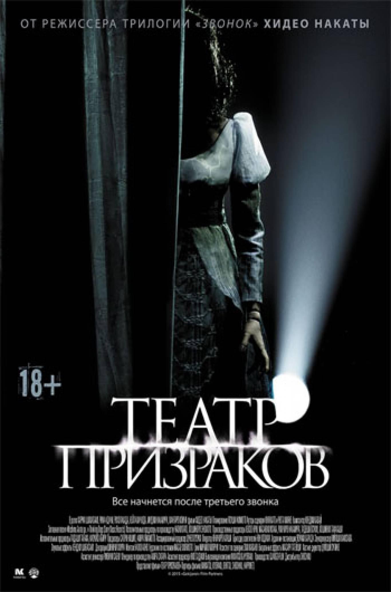 """Фільм жаху """"Театр примар"""""""