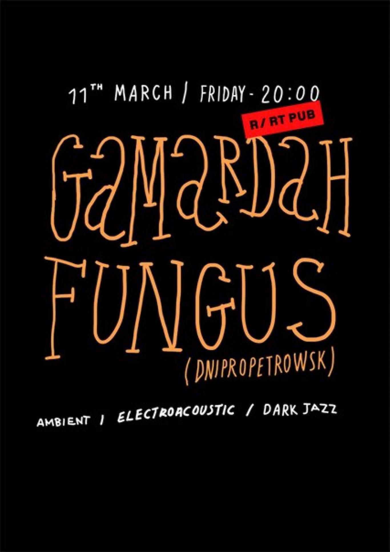"Концерт ""Gamardah Fungus"""