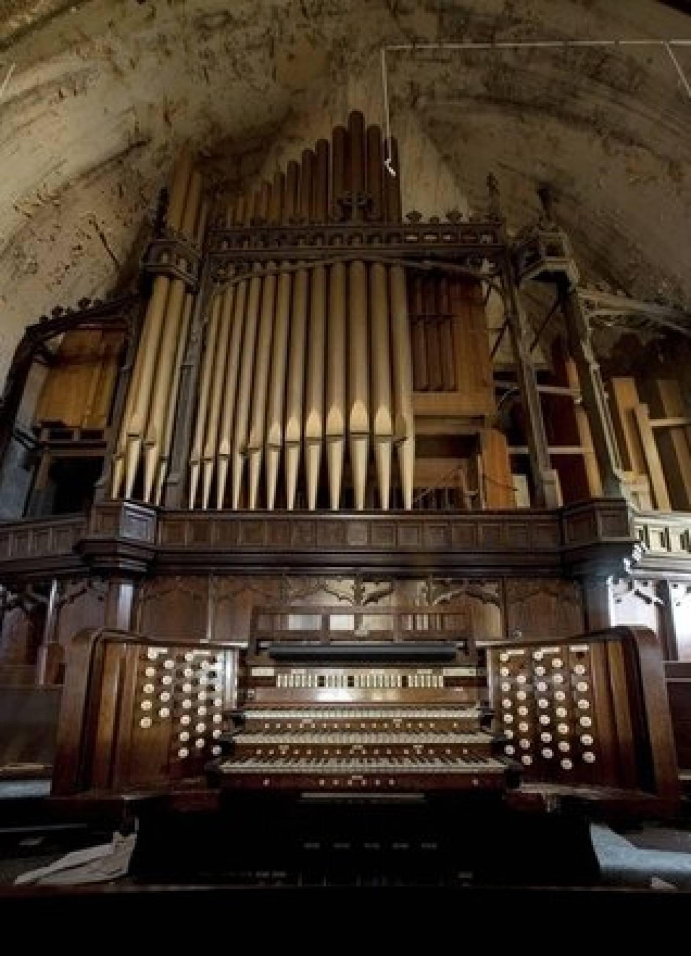 Сольний органний концерт Петра Сухотського